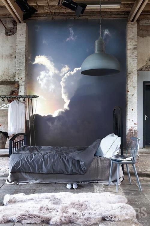 Vẽ trực tiếp lên tường, vẽ tranh tường phòng ngủ đẹp nhất sài gòn.JPG