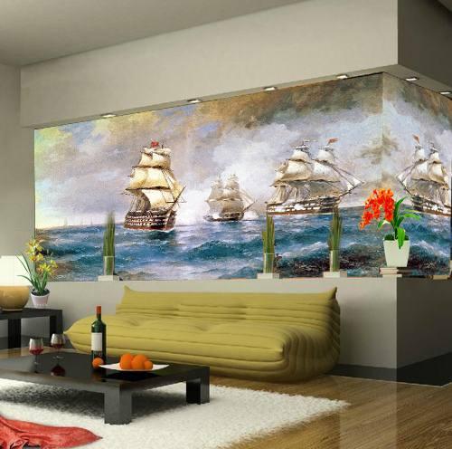 vẽ tranh tương phòng khách biển đại dương(1).jpg